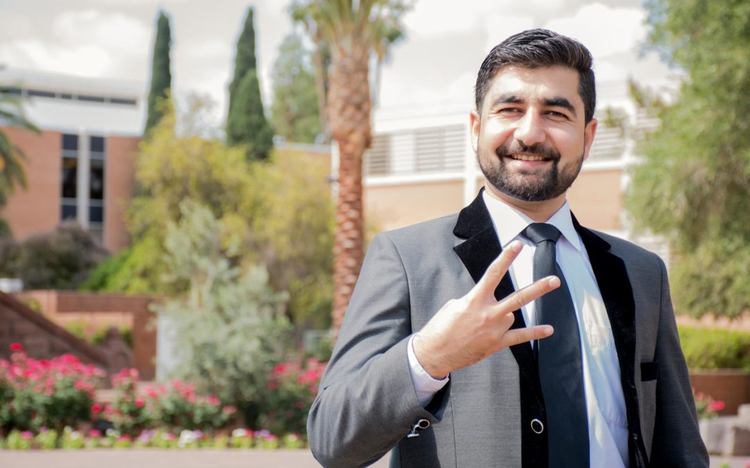 Clean living: Engineering student targets more hydro and hygiene for Pakistan