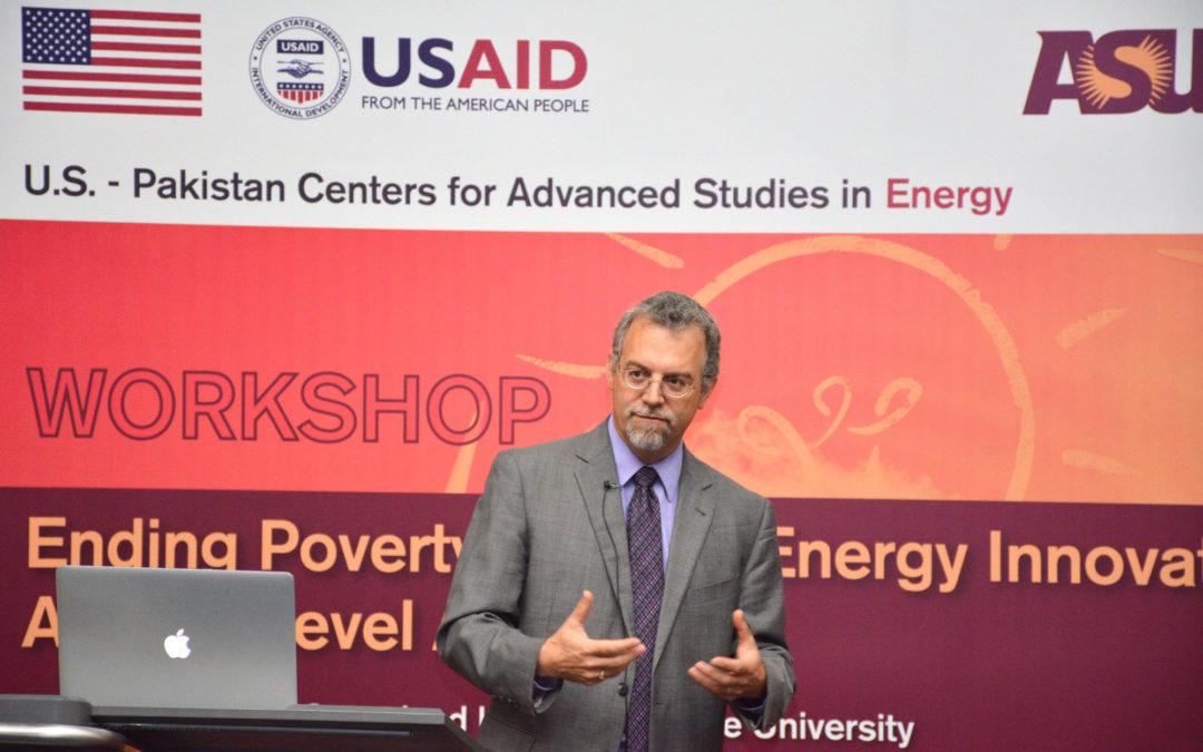 Ending poverty through energy innovation