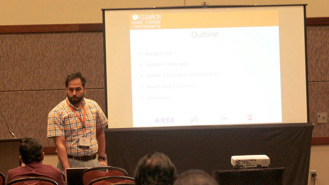 USPCASE exchange faculty papers presented at IEEE Power Systems Conference