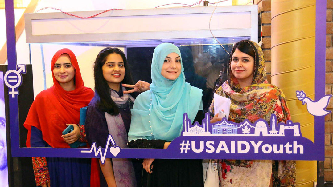 USAID Youth Festival Celebrates Pakistan's Next Generation
