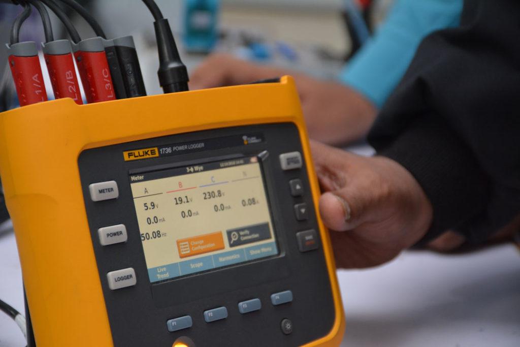 USPCASE Smart Meters Project
