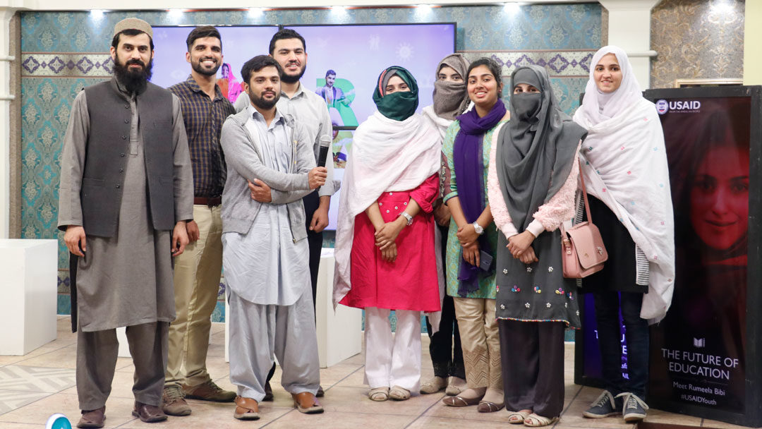 """""""Good for Youth, Good for Pakistan"""" celebrates young Pakistanis"""