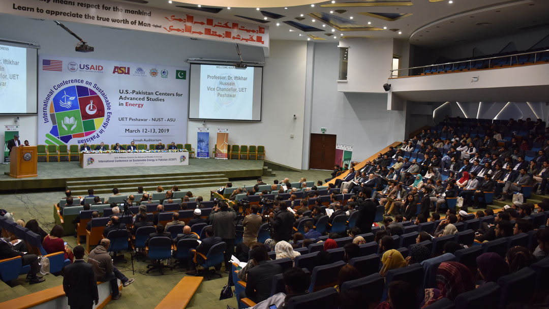 First international conference puts USPCAS-E centers on the energy map