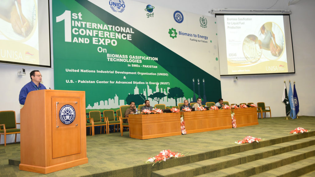 First International Conference on Biomass Gasification Technologies