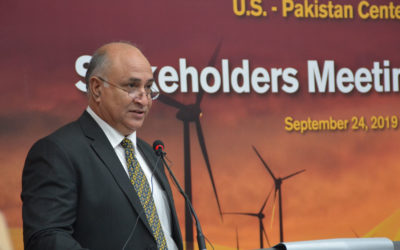 Engaging stakeholders: 6th Stakeholders meeting and think tank dialogue