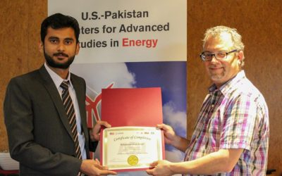 Curiosity fuels this engineer's drive to realize a renewable energy future for Pakistan