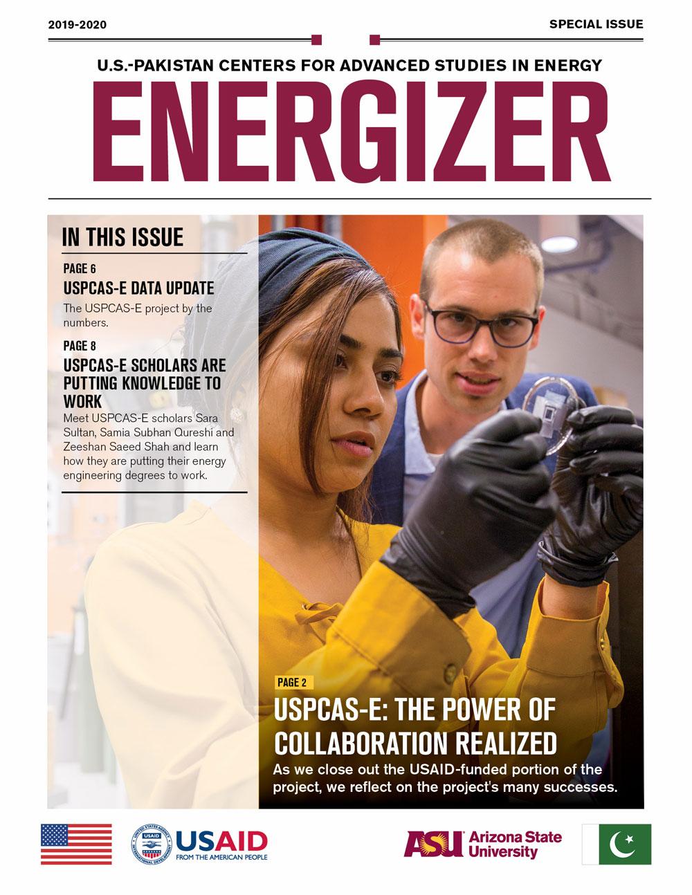 2017-2018 Energizer Newsletter, Issue 2